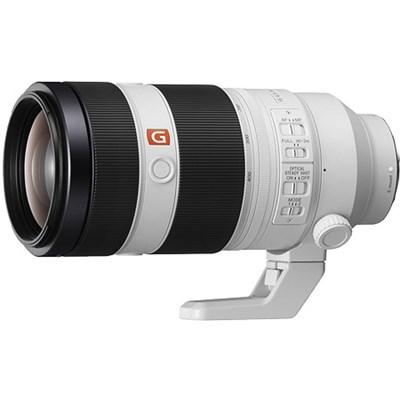 FE 100-400mm f/4.5-5.6 GM OSS Full Frame E-Mount Lens