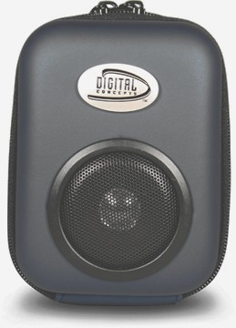 MP3 portable Sound Case (Black)