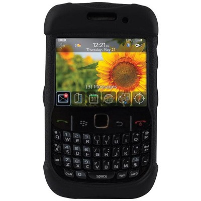 Impact Case for BlackBerry Curve 8520 (Black)