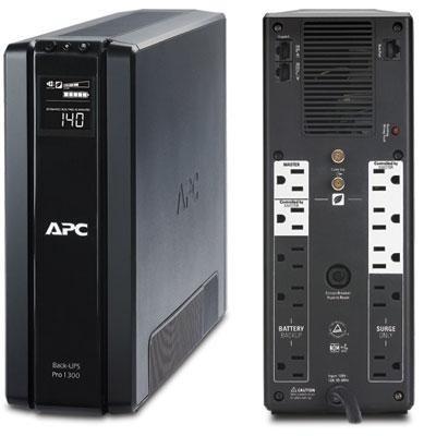 Power-Saving Back-UPS Pro 1300 - BR1300G