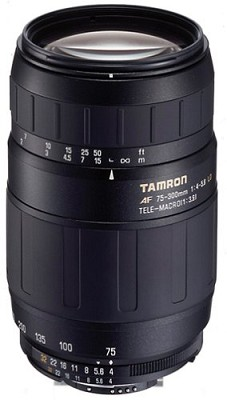 75-300mm F/4-5.6 LD FS=62 AF For Pentax & Samsung SLR With 6-Year USA Warranty