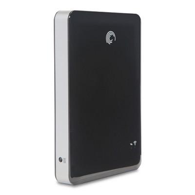 GoFlex Satellite Mobile Wireless Storage 500 GB USB 3.0 External Hard Drive