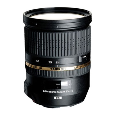 SP 24-70mm f2.8 Di VC USD A-Mount Lens for Sony (AFA007S-700)