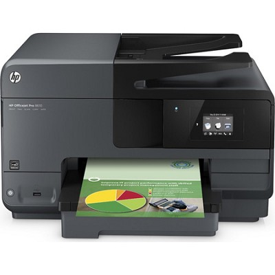 Officejet Pro 8610 e-All-in-One Wireless Color Printer