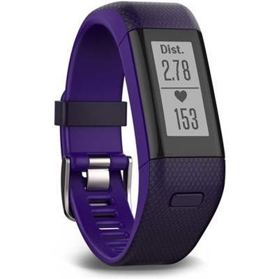 Vivosmart HR+ Activity Tracker Regular Fit, Imperial Purple (010-01955-37)