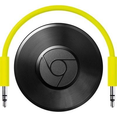 Chromecast Audio - Black - (GA3A00147-A14-Z01)