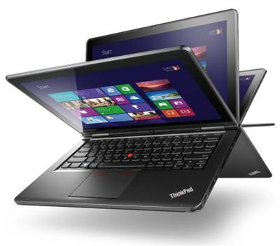 ThinkPad Yoga 12.5-Inch Convertible 2 in1 Touch.Core i7-4600U Pro. - REFURBISHED