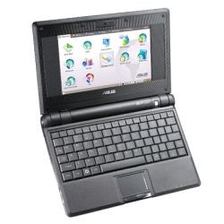 Eee PC 7 inch NetBook 4GB SSD (Linux Operating System)
