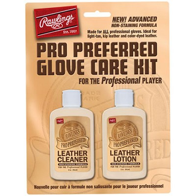 Pro Preferred Glove Care Kit