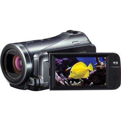 VIXIA HF M400 Flash Memory 1080p HD Camcorder w/ 3.0` Touchscreen