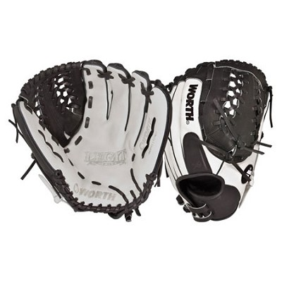 Legit Series 12.75-inch Slowpitch Softball Glove (Left-Hand Throw)