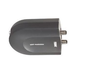 MINI RF Modulator, Compact. Video Converter