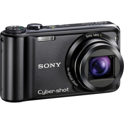 Cyber-shot DSC-HX5V 10.2 MP Digital Camera w/ 3.0` LCD - OPEN BOX