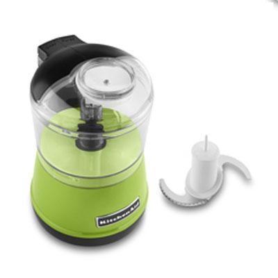 3.5-Cup Food Chopper in Green Apple - KFC3511GA