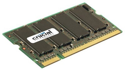 1GB 200-pin SODIMM DDR PC3200