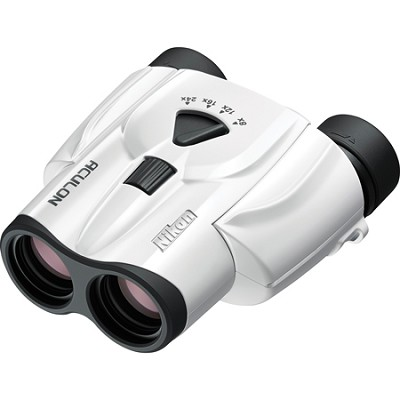 16008 ACULON T11 8-24x25mm Binoculars - White