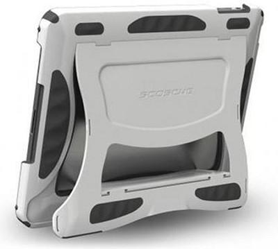 kickBACK for iPad (Gray and Gray)