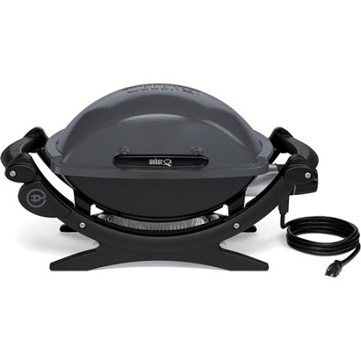 Q 140 Portable 189-Square-Inch Electric Grill