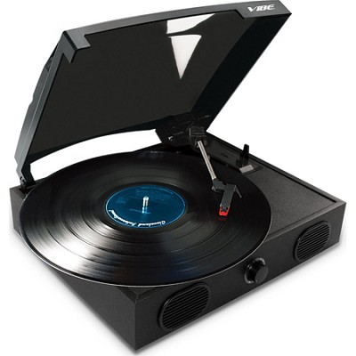 VS-2002-SPK USB Turntable/Vinyl Archiver w/Built-in Speakers
