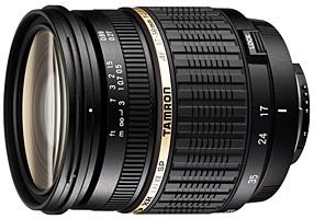 17-50mm f/2.8 XR Di-II LD As[IF] SP AF Zoom Lens for Canon EOS - REFURBISHED
