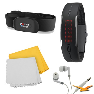 Loop Activity Tracker with H7 Bluetooth Smart Heart Rate Sensor Bundle