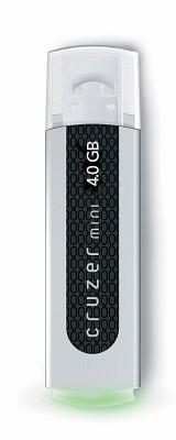 CRUZER MINI USB 2.0 FLASH DRIVE 4 GIG