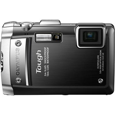 Tough TG-610 14MP Waterproof Shockproof Freezeproof Digital Camera - Black
