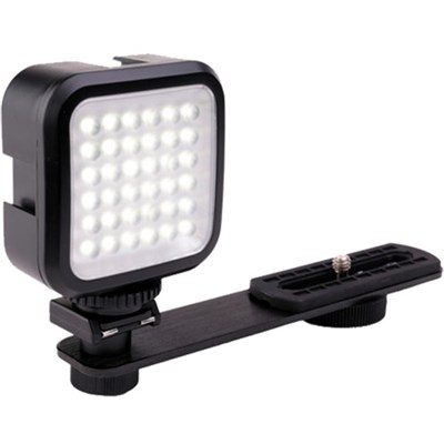 SLR Photo and Video Rechargeable LED Light