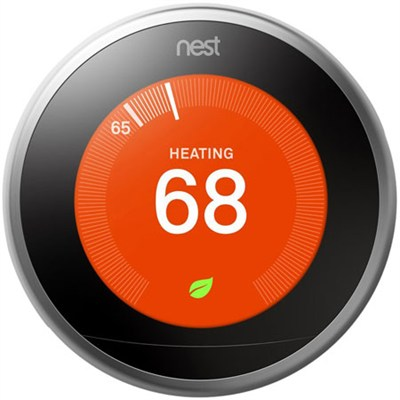 T3008US 3rd Generation Learning Thermostat