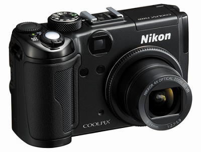 Coolpix P6000 Digital Camera (Black) -  REFURBISHED