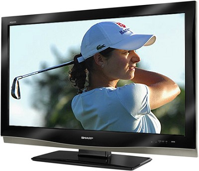 LC-37D62U - AQUOS 37` High-definition 1080p LCD TV