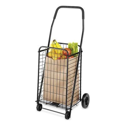 Rolling Utility Cart Black