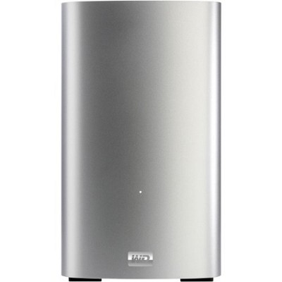 8TB My Book Thunderbolt Duo Dual-Drive Storage System with RAID