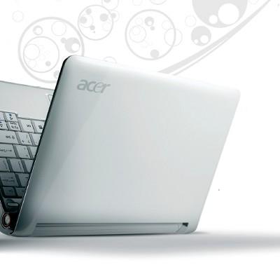 Aspire one  8.9-inch Netbook PC - (AOA110-1566)