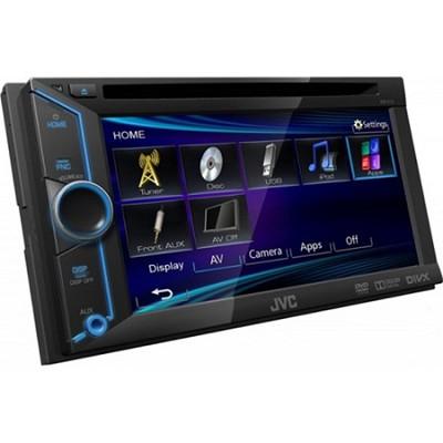 KWV10 DVD/USB/SD Card Multimedia Receiver