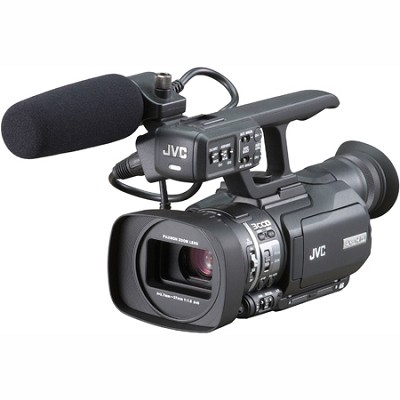 GY- HM100U - 1080p Camcorder 10x Optical Zoom 2.8-Inch LCD Screen