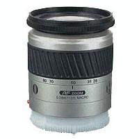 AF 28-80mm f/3.5-5.6 lens (Silver)  FD=55MM FOR SONY ALPHA SLR CAMERAS