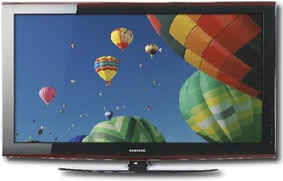 LN40A650 - 40` High-definition 1080p LCD TV