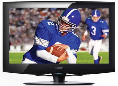 19` Wide Screen ATSC Digital LCD TV/Monitor & HDMI Input
