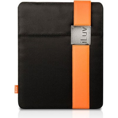 Casual Fabric Case with Band Clip Casual case for your iPad Protect your iPad fr