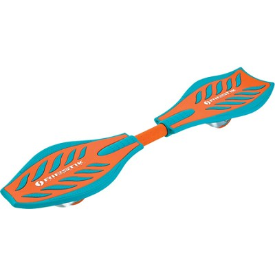 RipStik Bright Caster Board Skateboard - Teal/Orange