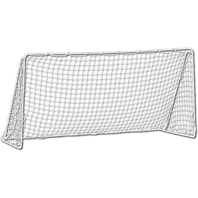 12' x 6' Competition Tournament Steel Soccer Goal