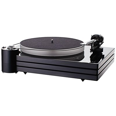 MMF-9.3 2-Speed Audiophile Turntable - Black