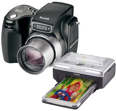 Easyshare Z7590 Digital Camera - OPEN BOX