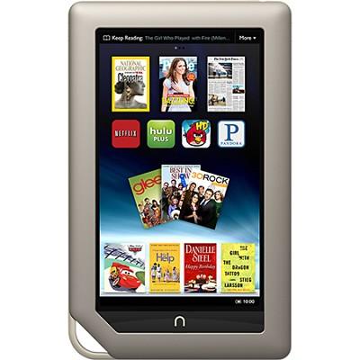 NOOK Color Tablet 16GB w/ Dual-Core 1GHz Processor & 1GB RAM BNTV250