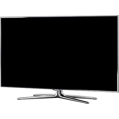 UN55ES7100 55 inch 240hz 1080p 3D Wifi LED HDTV - OPEN BOX