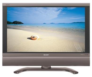 LC-32D7U AQUOS 32` 16:9 LCD Panel HDTV
