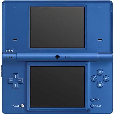 DSi Portable Gaming Console - Matte Royal Blue