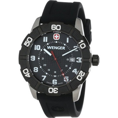 Men's Roadster Sport Watch - Black