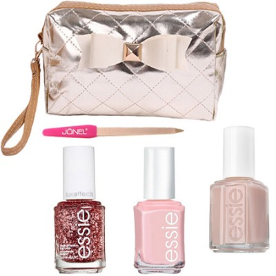 Pretty in Pink Lush Life Nail Polish Bundle - BONUS 5pc Set
